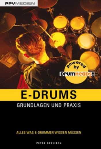 Buch E-Drums. Grundlagen und Praxis