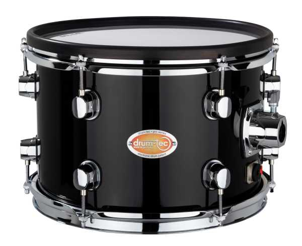 """drum-tec pro Tom 12"""" x 8"""" (black)"""