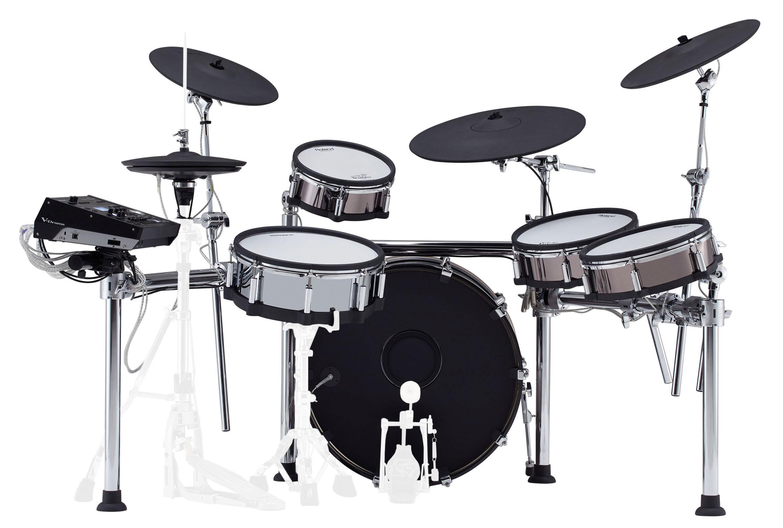 Roland Td 50kvx The V Drums Stage Set With Sound Edition