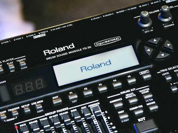 Roland TD-30 Soundmodul