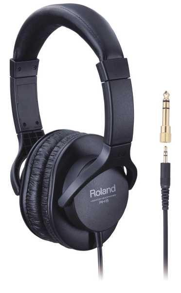 Roland RH-5 - leichter V-Drums Kopfhörer