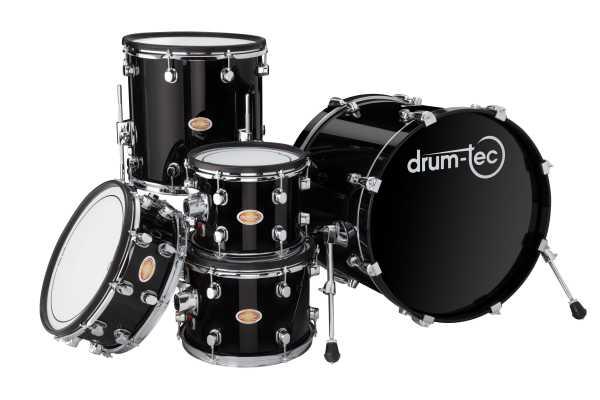 drum-tec pro Shell Set (black)